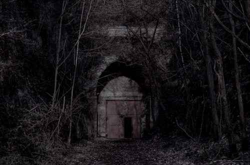 Haunted Tunnels & Caves