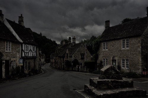 Haunted Villages