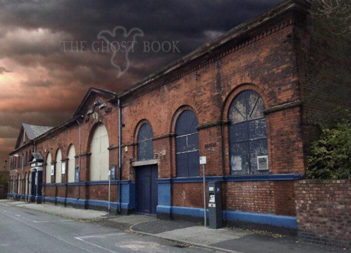 Mill Street Barracks Ghosts