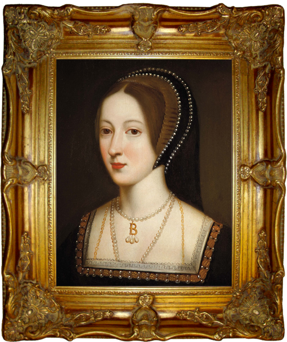 Royal ghosts and where they haunt - Anne Boleyn