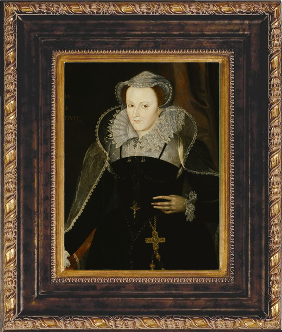 Royal ghosts and where they haunt - Mary Queen Of Scots