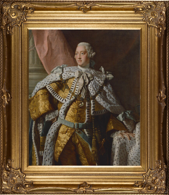 Royal ghosts and where they haunt - George III