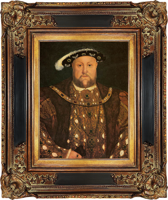 Royal ghosts and where they haunt - Henry VIII