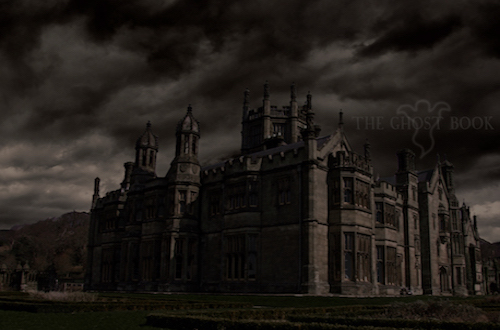 Margam Castle - Dark