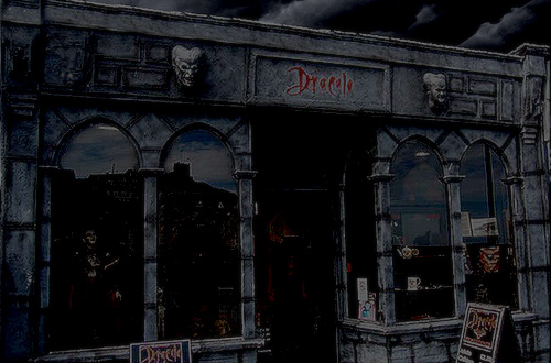 Dracula Experience Ghosts