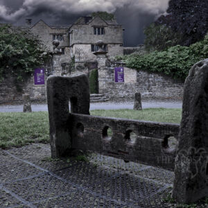 Eyam Village Ghosts