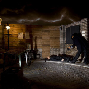 Jack The Ripper Museum Ghosts