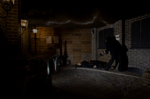 Jack The Ripper Museum Ghost Hunts