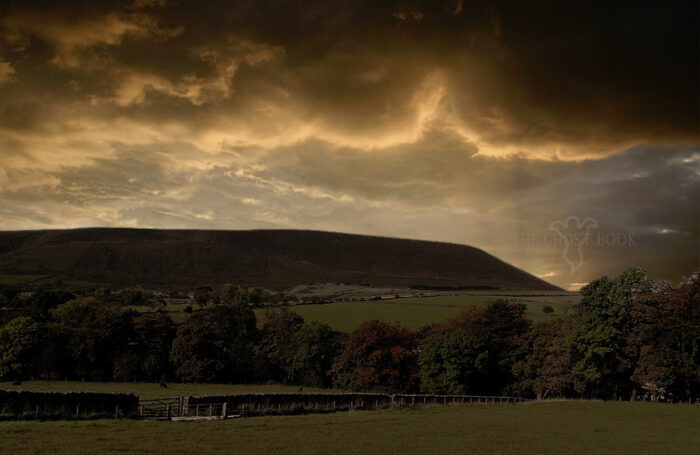 Pendle Hill Ghosts