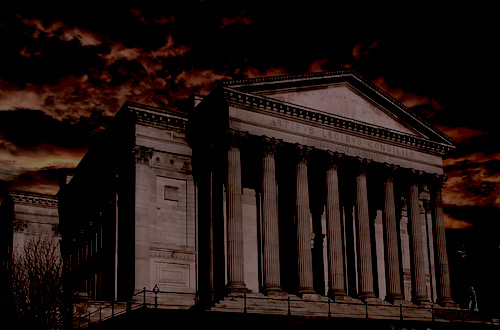 St George's Hall Ghosts