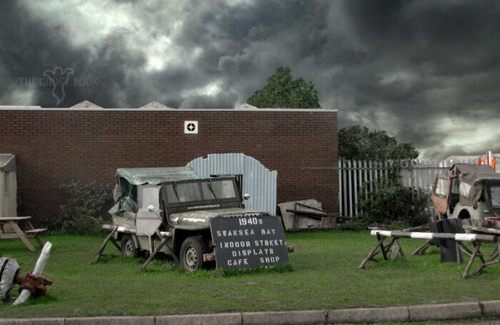 1940s War Museum Ghosts