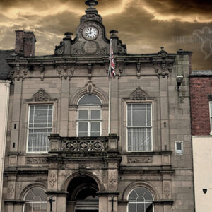 Ashbourne Town Hall Ghosts