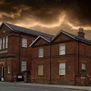 Dead Street School Ghosts