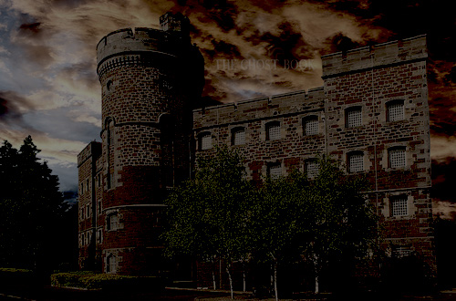 Stirling Old Town Jail Ghosts