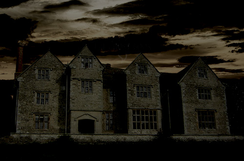 Wilderhope Manor Ghosts