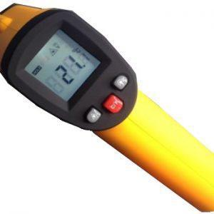 IR TEMPERATURE THERMOMETER GUN